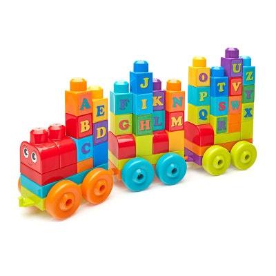 Mega Bloks : Le train de l'alphabet Mega Bloks : Le train de l'alphabet FISHER PRICE