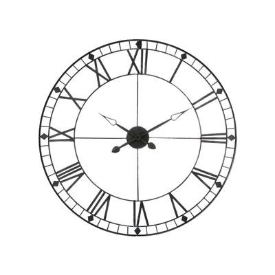 Horloge en métal vintage Horloge en métal vintage ATMOSPHERA