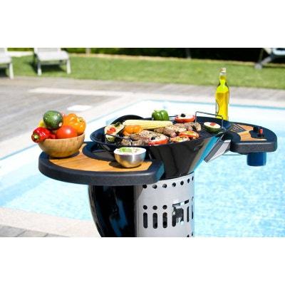 Barbecue bois Bonesco QST Large HABITAT ET JARDIN