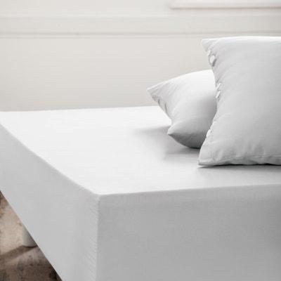 Cotton Satin Fitted Sheet Cotton Satin Fitted Sheet La Redoute Interieurs