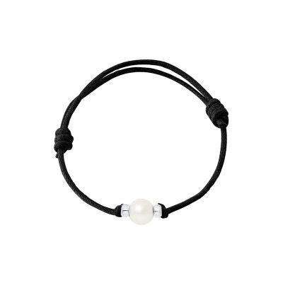 Histoire d'or bracelet femme perle