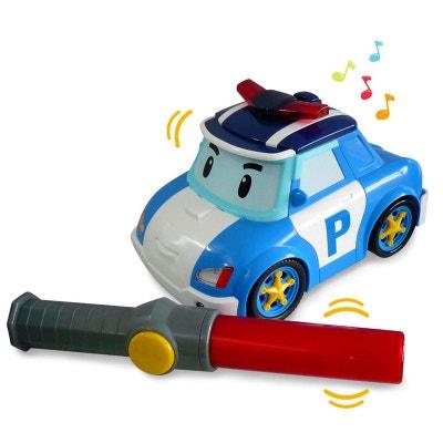Voiture radiocommandée Robocar Poli le héros Voiture radiocommandée Robocar Poli le héros OUAPS