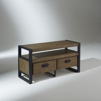 Meuble metal industriel en solde la redoute - Robin des bois meubles ...
