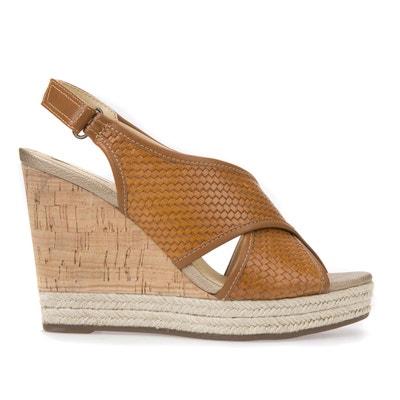 Sandales Compensées D JANIRA C Sandales Compensées D JANIRA C GEOX