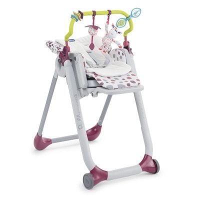 Chaise Haute Bébé Puériculture En Solde La Redoute
