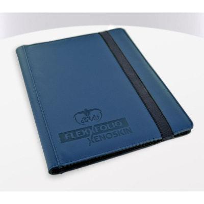 Ultimate Guard album portfolio A4 FlexXfolio XenoSkin Bleu ULTIMATE GUARD
