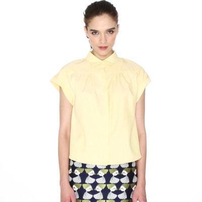 Bluse mit kurzen Ärmeln Bluse mit kurzen Ärmeln PEPALOVES