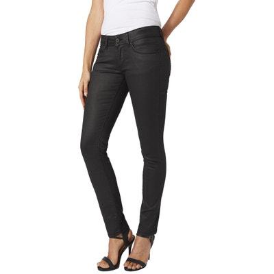New Brooke Coated Slim Fit Trousers New Brooke Coated Slim Fit Trousers PEPE JEANS