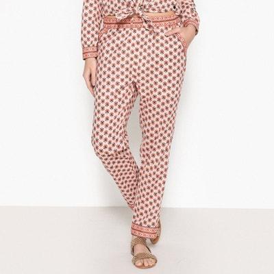 Pantalon léger imprimé MAISON SCOTCH