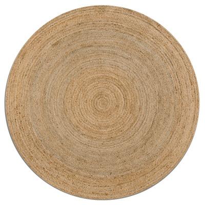Tapis rond Hempy, diamètre 160 cm Tapis rond Hempy, diamètre 160 cm AM.PM.