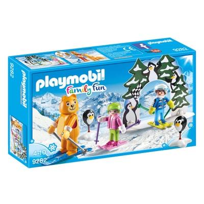 Moniteur de ski avec enfants 9282 Moniteur de ski avec enfants 9282 PLAYMOBIL