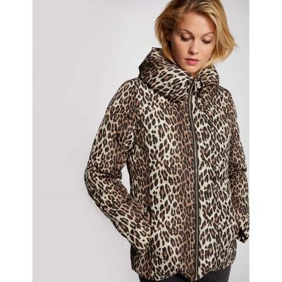Doudoune Redoute La leopard Doudoune leopard FxwHq5CYC