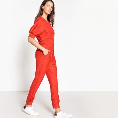 Combinaison pantalon zippée La Redoute Collections