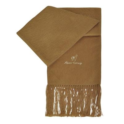 Echarpe homme couleur camel - Idée pour s habiller 7433e3e3516