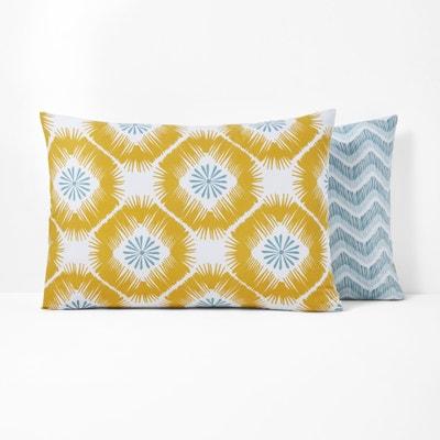 Pogos Single Patterned Pillowcase La Redoute Interieurs