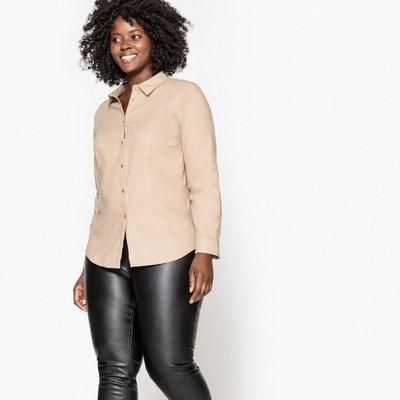 Linen Blend Shirt CASTALUNA
