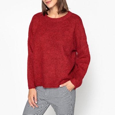 Пуловер с круглым вырезом из плотного трикотажа ARGENTINA Пуловер с круглым вырезом из плотного трикотажа ARGENTINA GARANCE PARIS