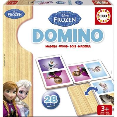 Domino : La Reine des Neiges (Frozen) Domino : La Reine des Neiges (Frozen) EDUCA