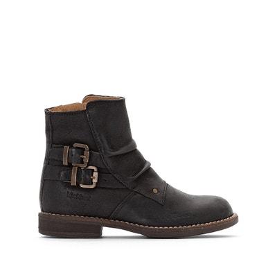 Boots pelle Oxfotoz KICKERS