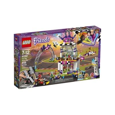O grande dia da corrida O grande dia da corrida LEGO FRIENDS