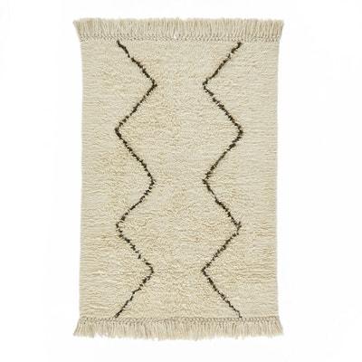 Nyborg Berber-Style 100% Wool Hand-Woven Rug Nyborg Berber-Style 100% Wool Hand-Woven Rug AM.PM