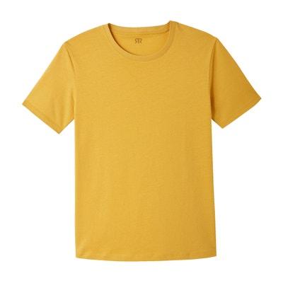 T-shirt THEO scollo rotondo in cotone T-shirt THEO scollo rotondo in cotone La Redoute Collections