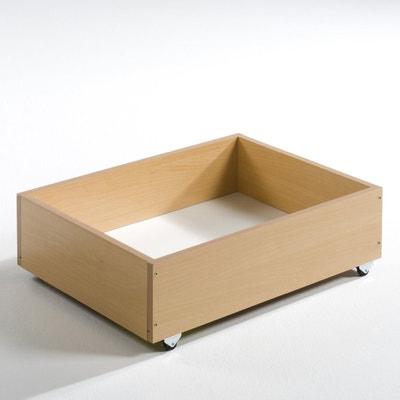 Cassetto BZ legno faggio 140 cm Cassetto BZ legno faggio 140 cm La Redoute Interieurs