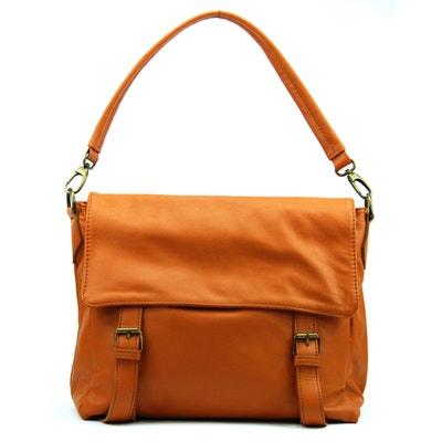 Cartable / Sac à main cuir souple - Modèle Kangri OH MY BAG