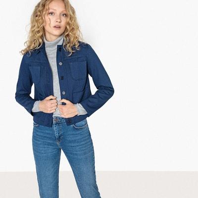 Veste coton 4 poches La Redoute Collections