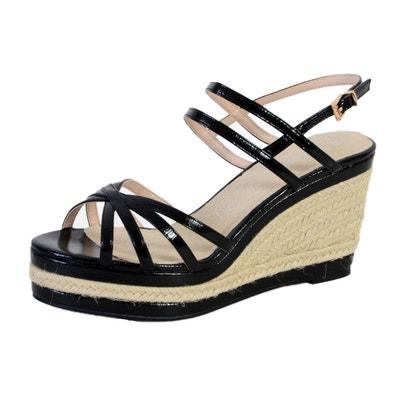 Sandale Compensée Sandale Compensée ENZA NUCCI