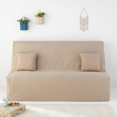 Capa acolchoada para sofá clic-clac SCÉNARIO La Redoute Interieurs