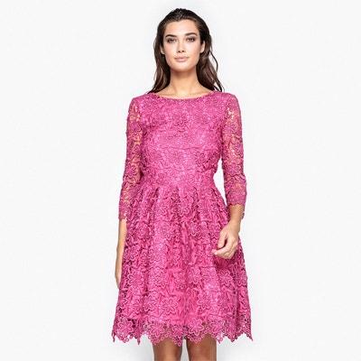 Robe guipure, joli dos Robe guipure, joli dos LA REDOUTE COLLECTIONS 6009f2787846