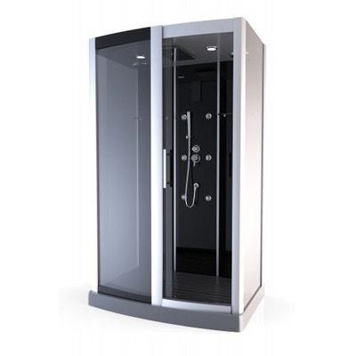 cabine de douche bois
