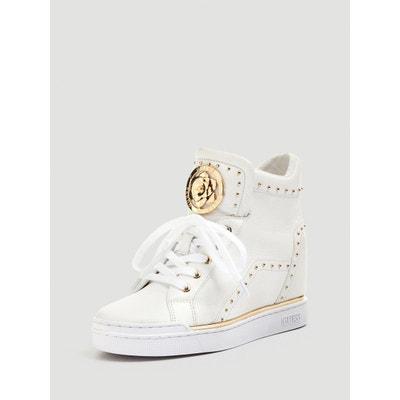 Guess Redoute En La Sneakers Solde 1RWHIndqq