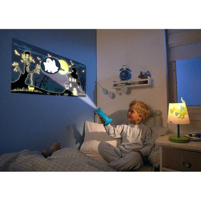 Lampe de poche projecteur : L'heure des fantômes Lampe de poche projecteur : L'heure des fantômes HABA