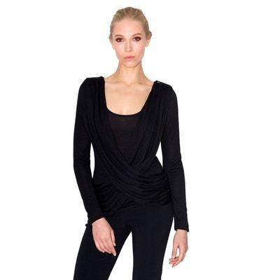 9ddac8751d131 Top drape femme en solde   La Redoute