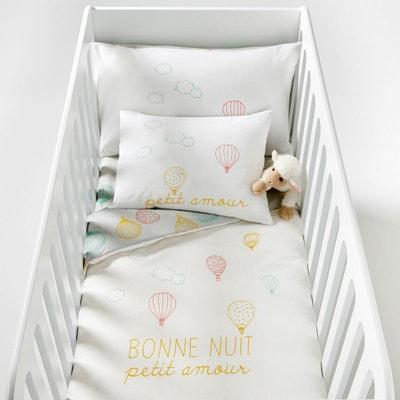 linge de lit b b la redoute. Black Bedroom Furniture Sets. Home Design Ideas
