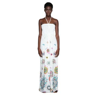 Wide Leg Floral Print Jumpsuit DESIGUAL