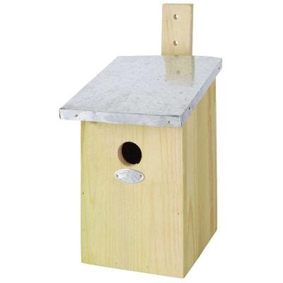 Nichoir mésange bois et zinc Nichoir mésange bois et zinc BEST FOR BIRDS