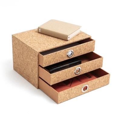 Organizador para secretária, 3 gavetas Organizador para secretária, 3 gavetas La Redoute Interieurs