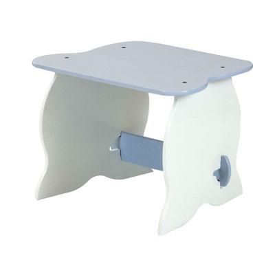 Table Bi-Colore en Bois Blanc avec bleu Table Bi-Colore en Bois Blanc avec bleu CHARACTER WORLD