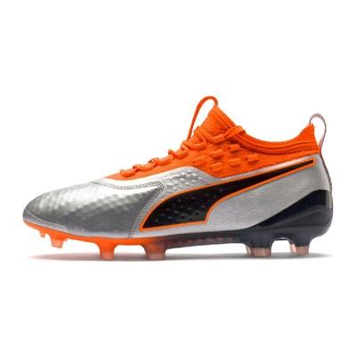 02f5af8eb0fab Chaussure de foot ONE 1 en cuir FG AG pour homme PUMA
