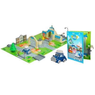 Aire de jeu 3D Robocar Poli : Hotel de ville Aire de jeu 3D Robocar Poli : Hotel de ville OUAPS