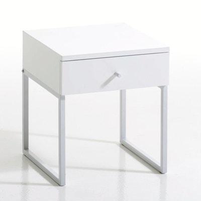 Newark 1-Drawer Bedside Table La Redoute Interieurs
