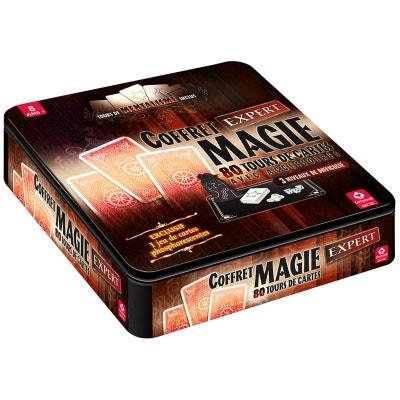 Coffret Magie : 80 tours de cartes avec accessoires Coffret Magie : 80 tours de cartes avec accessoires CARTAMUNDI