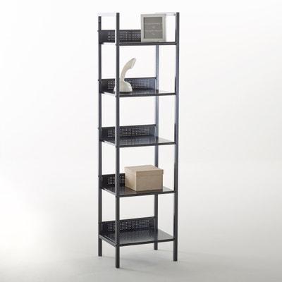 Barting Metal Shelf Unit Barting Metal Shelf Unit La Redoute Interieurs