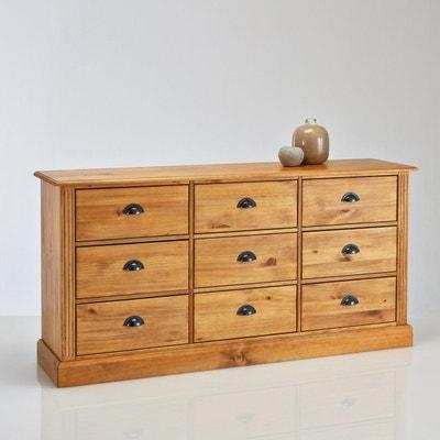 meubles la redoute authentic style - commode la redoute