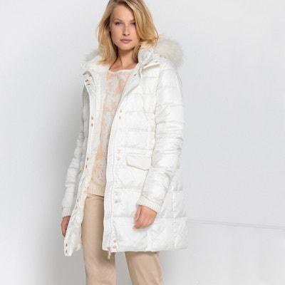 Куртка стеганая средней длины с капюшоном, зимняя модель Куртка стеганая средней длины с капюшоном, зимняя модель ANNE WEYBURN