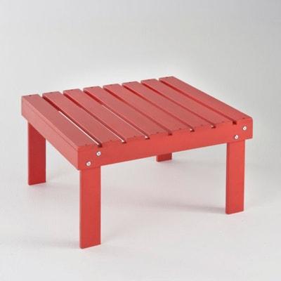 Repousa-pés, mesa baixa, estilo adirondack, Zeda Repousa-pés, mesa baixa, estilo adirondack, Zeda La Redoute Interieurs