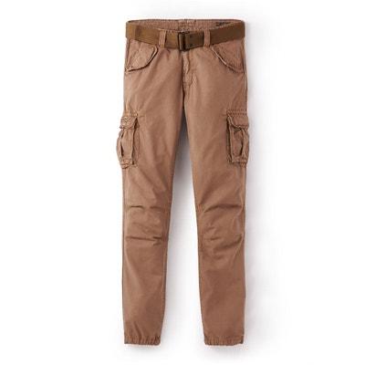 7fe778a9d72bf Pantalon cargo, TR BATTLE 70 PKR Pantalon cargo, TR BATTLE 70 PKR SCHOTT.  Soldes